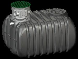 Cuve à eau de pluie Sotralentz à petit prix RL Distrib