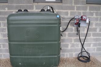 Les cuves gasoil gnr et fioul de rl distrib for Cuve fuel exterieur