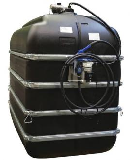 Cuve Adblue 5000 litres - ECO PACK