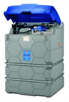 Cuve Adblue 1500 litres : Format Cube