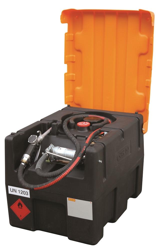 Cuve mobile 200 litres pour le transport d'essence