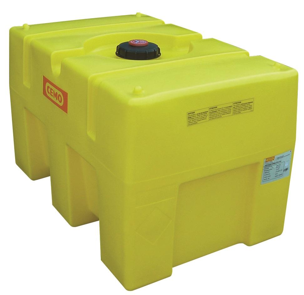 Cuve de 400 litres pour transporter de l'eau