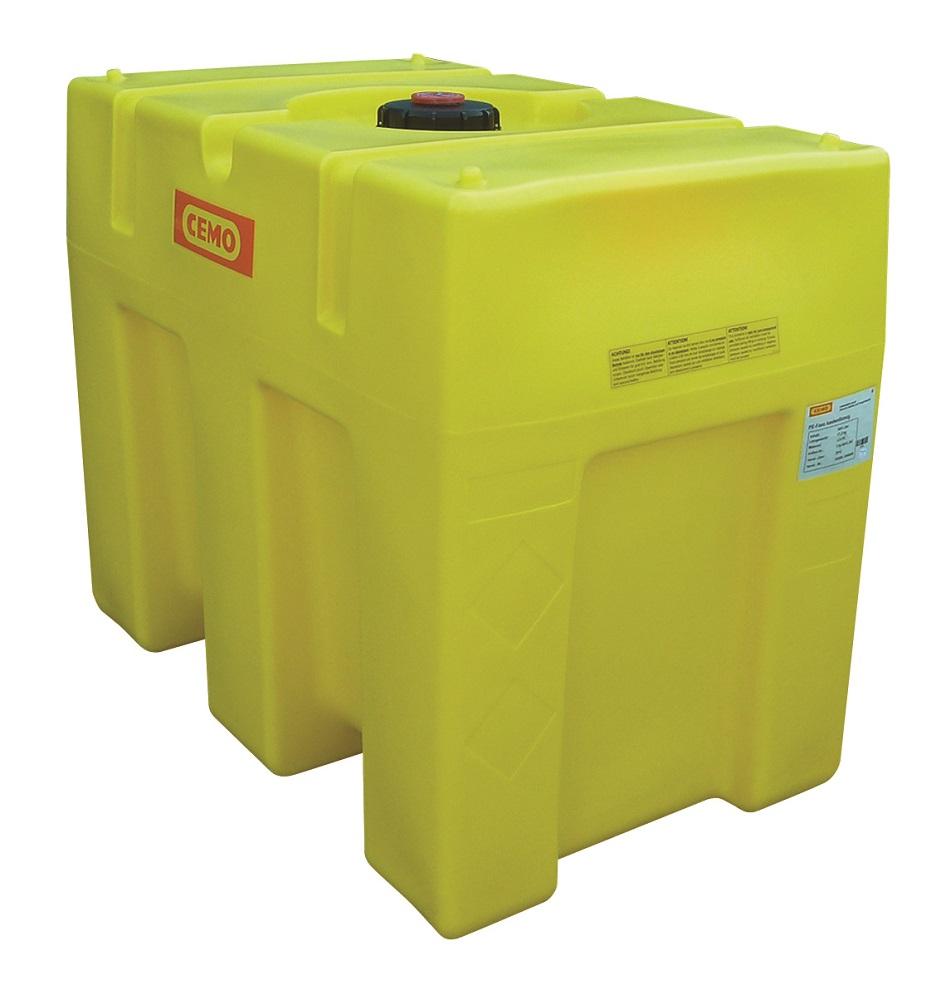 Cuve de transport eau de 600 litres