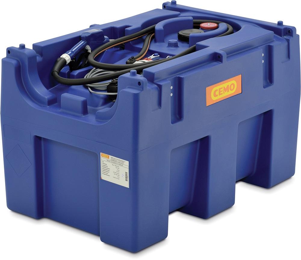 Cuve Adblue 400 litres avec pompe