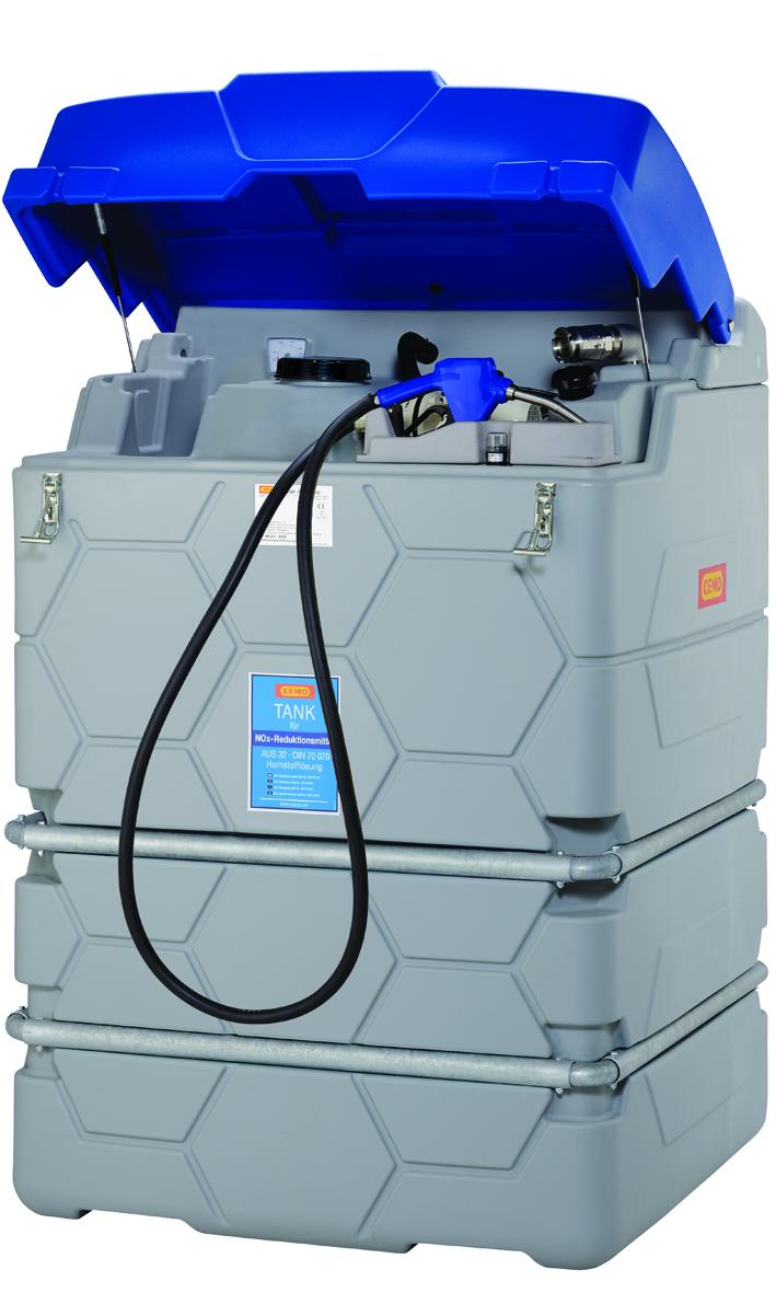 Cuve Adblue 1000 litres, la qualité au juste prix
