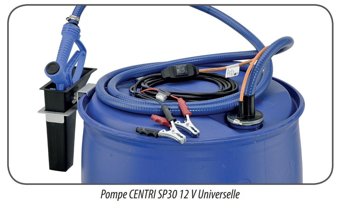 Mini pompe de transfert 12 volt pour eau, gasoil, adblue