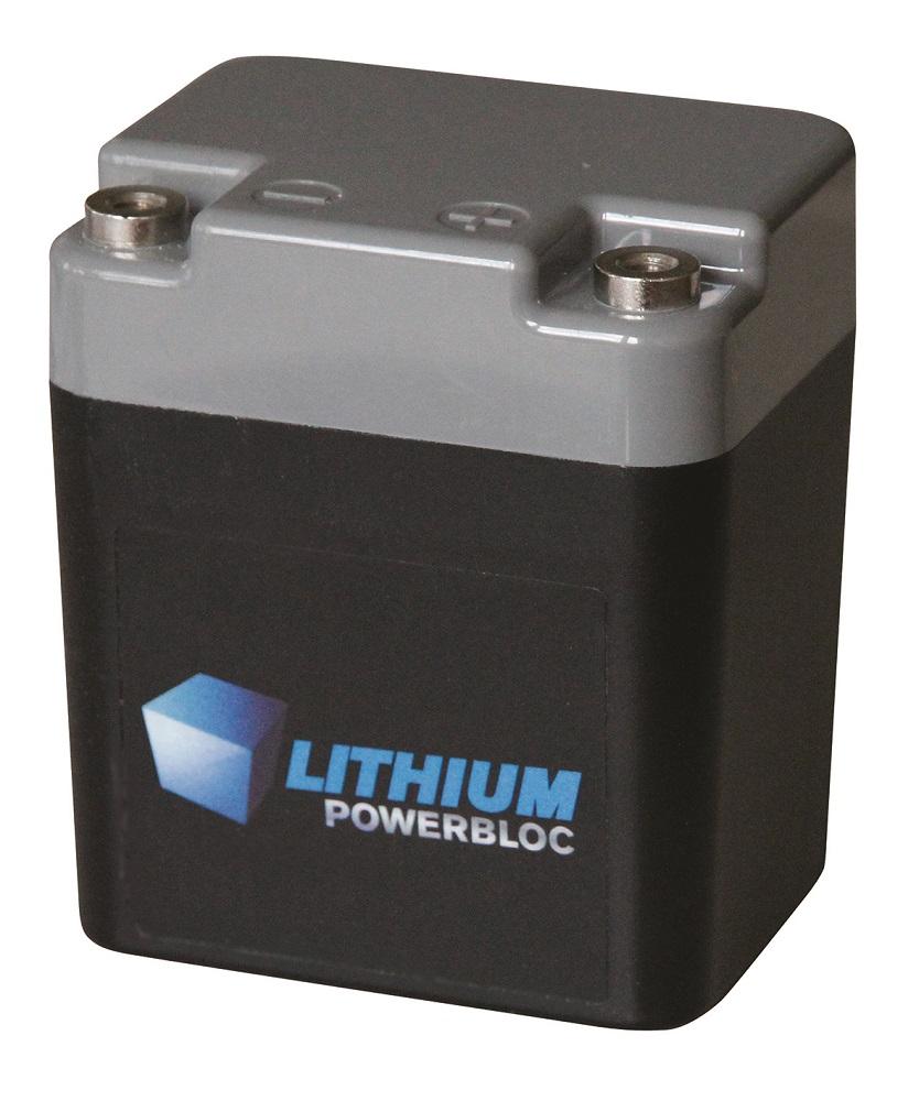 Petite batterie pour cuve de transport gasoil