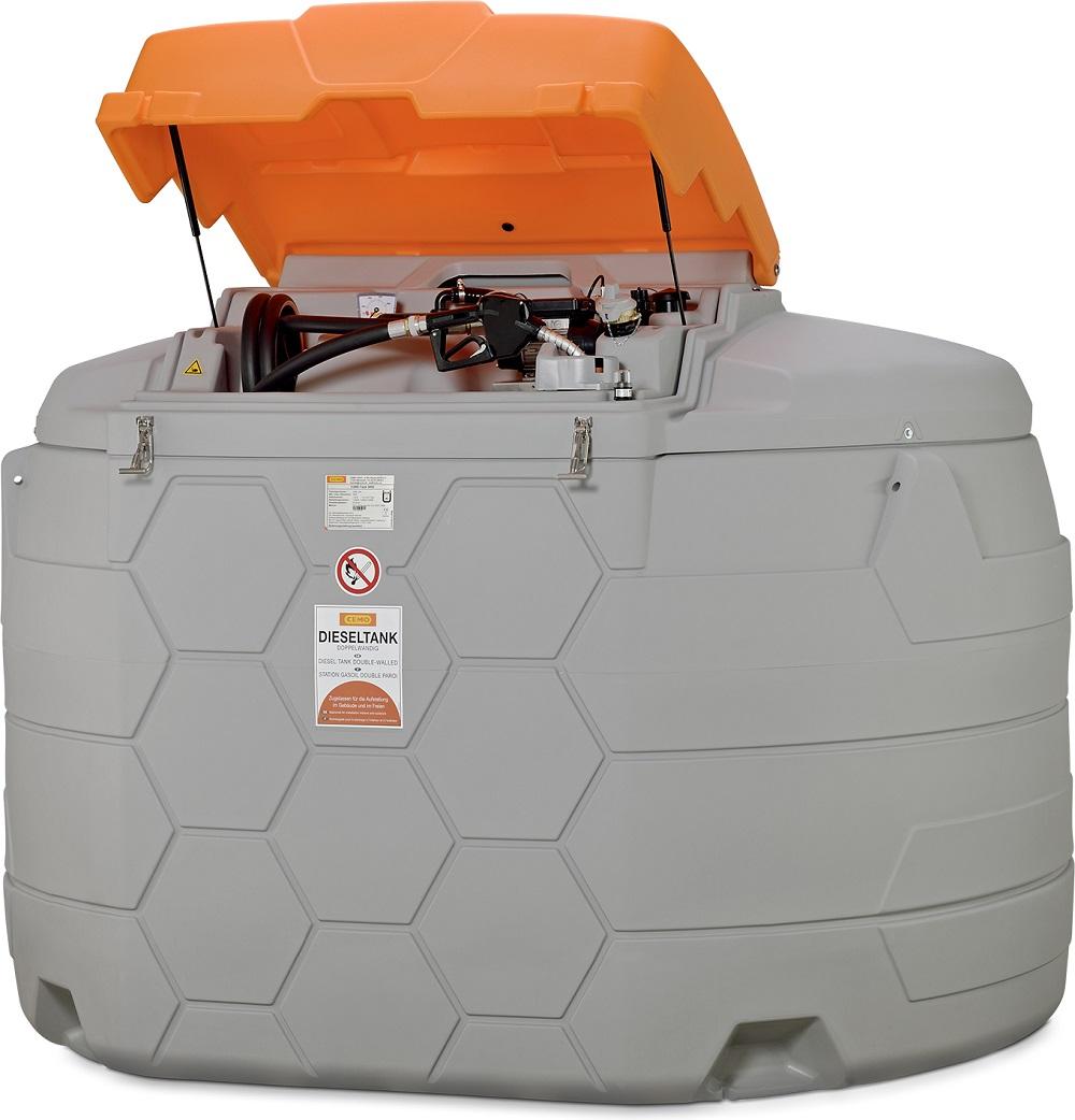 Cuve 5000 litres gasoil à petit prix