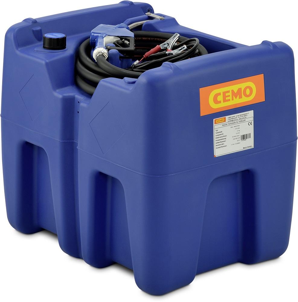Petit prix sur la cuve de transport Adblue de 200 litres