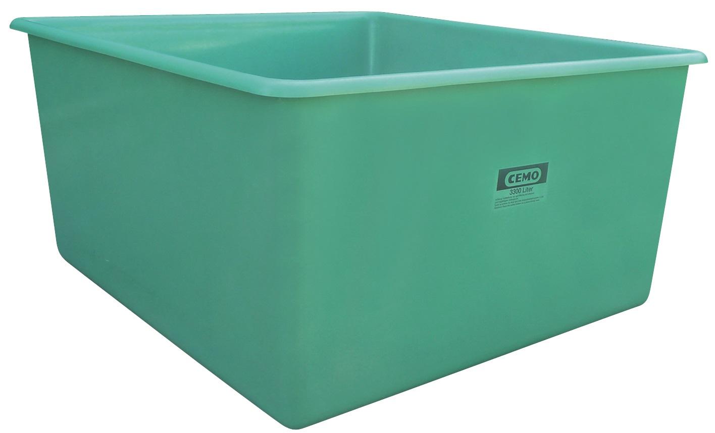 Bac PFV 3 300 litres