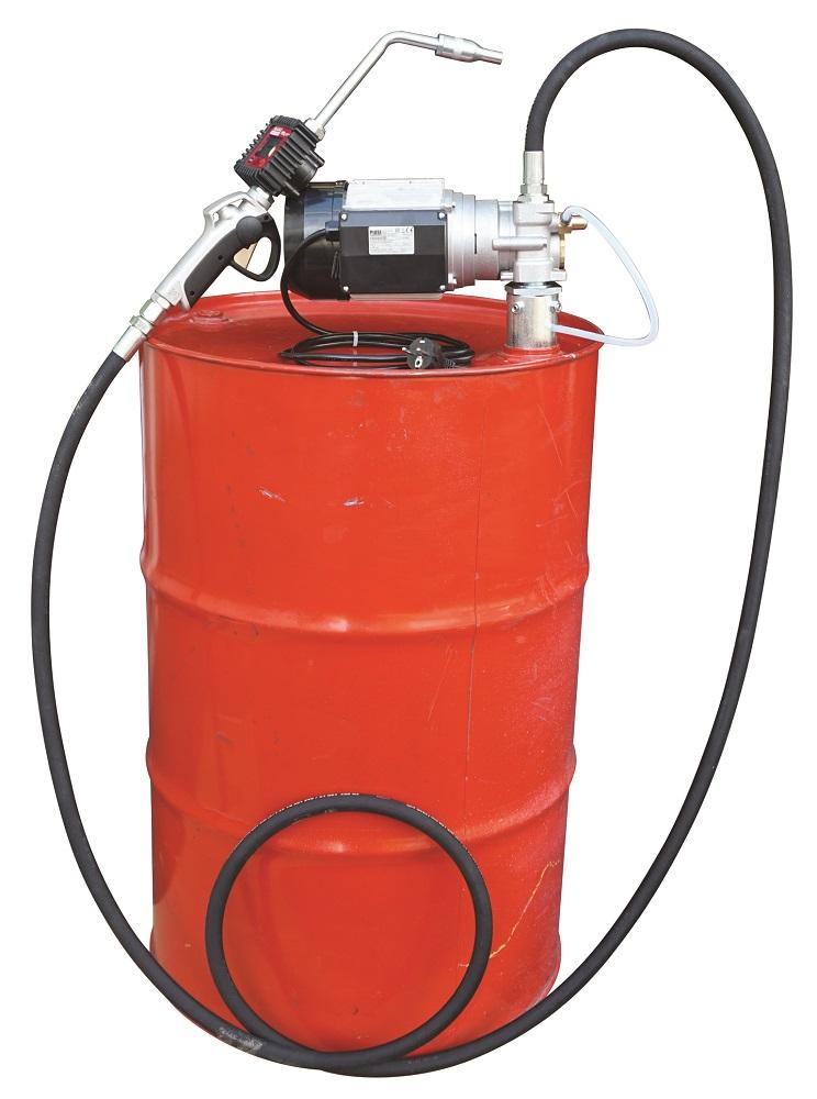 Pompe électrique pour huiles moteur