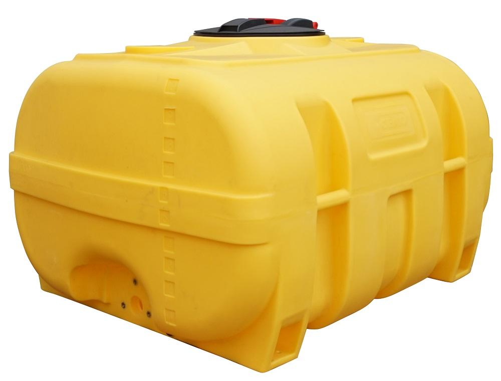 Cuve pour transporter de l'eau de 1000 litres