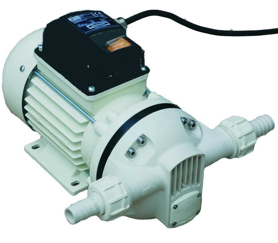Pompe Adblue électrique - CEMATIC BLUE