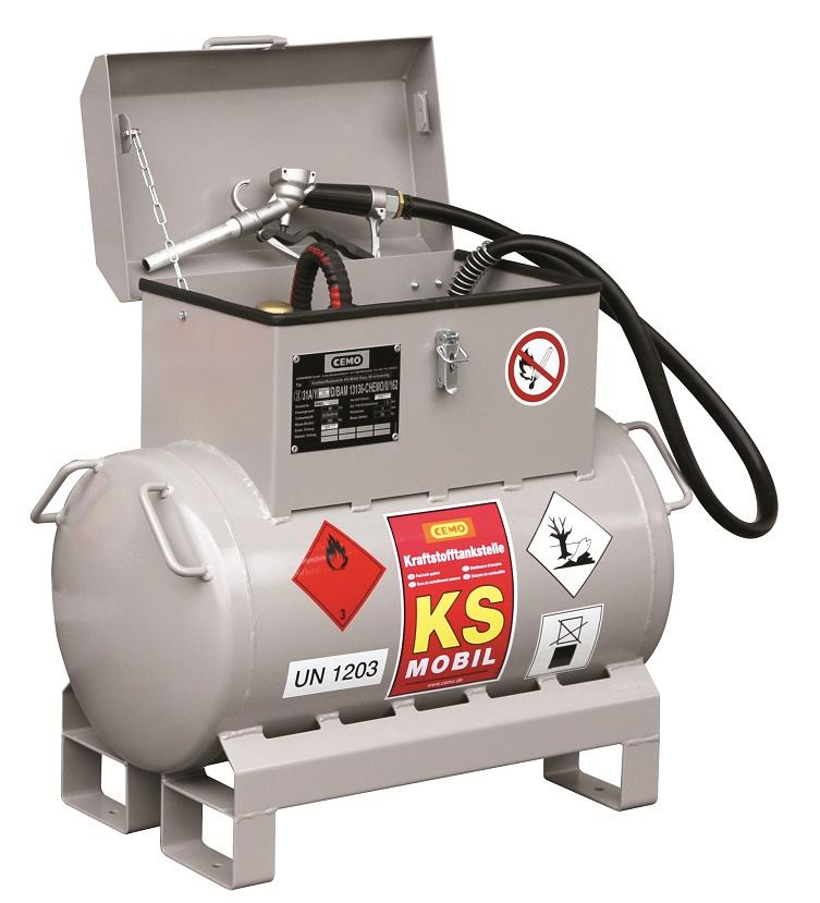 KS MOBIL Cemo pour le transport d'essence