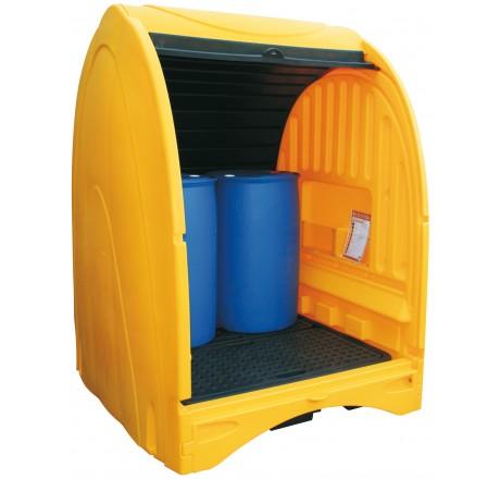 Box de rétention en polyéthylène