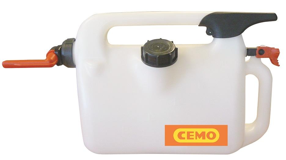 Jerrican anti-gouttes 6 litres