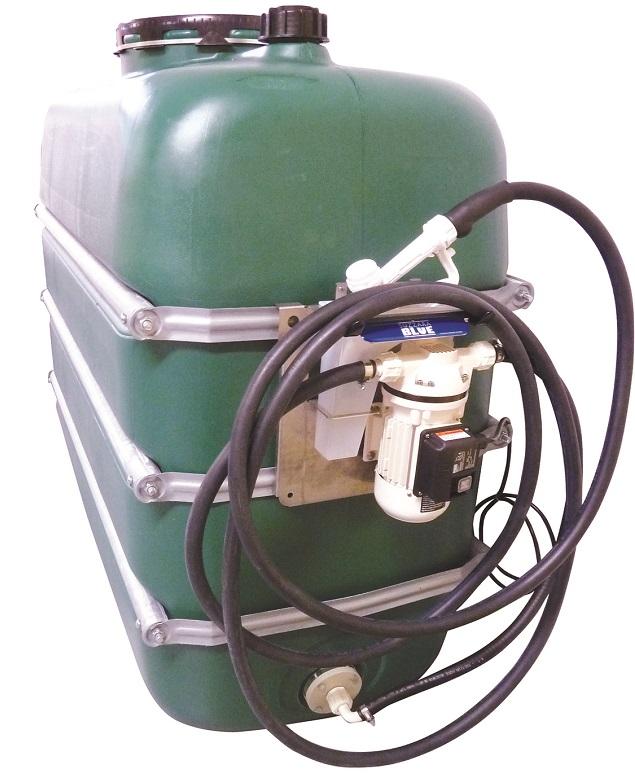 Cuve Adblue 1000 litres avec pompe