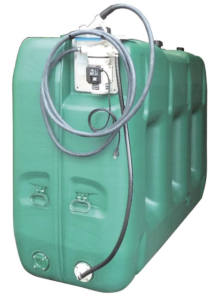 Cuve Adblue 3000 litres avec pompe électrique