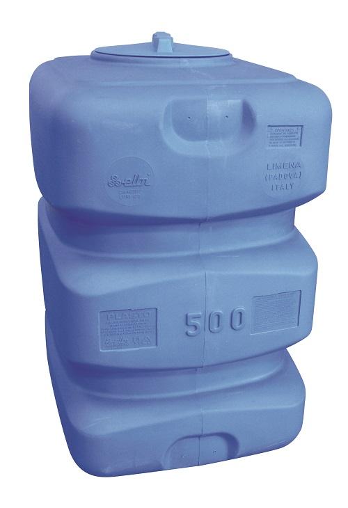 Cuve à eau 500 litres à petit prix !