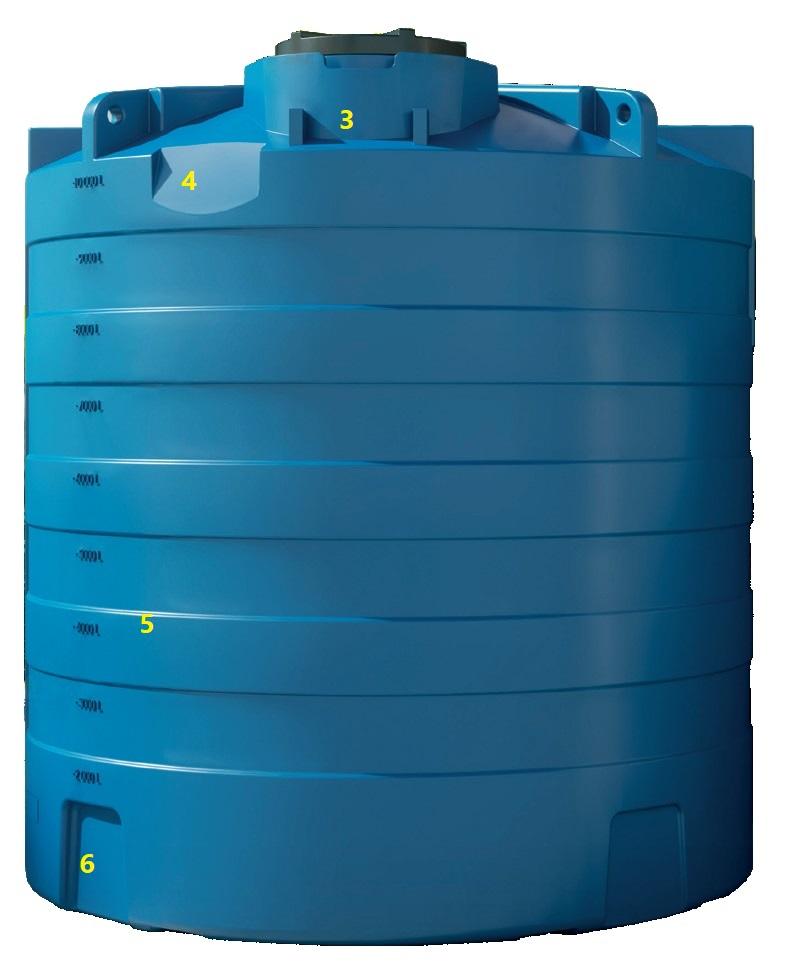 Toutes les cuves à eau au meilleur prix