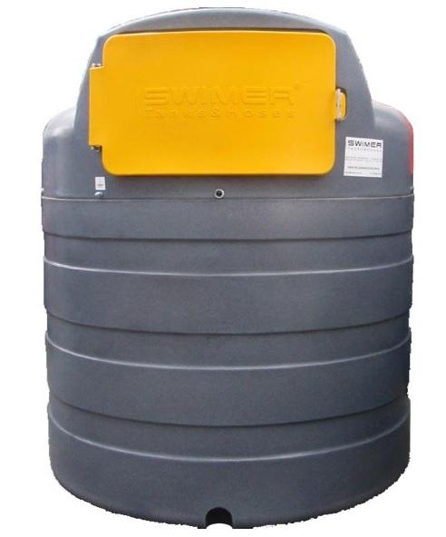 Cuve 2500 litres Swimer avec pompe gasoil