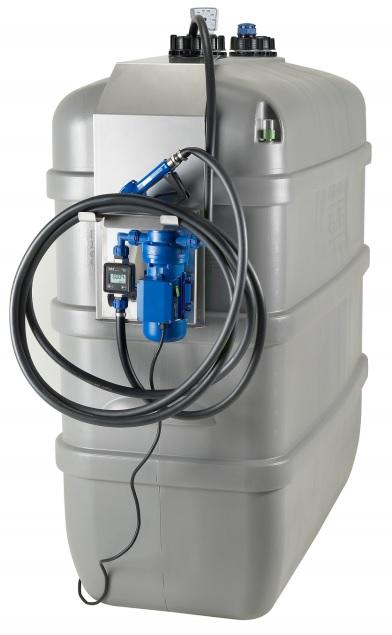 Cuve adblue 1500 litres double paroi à petit prix