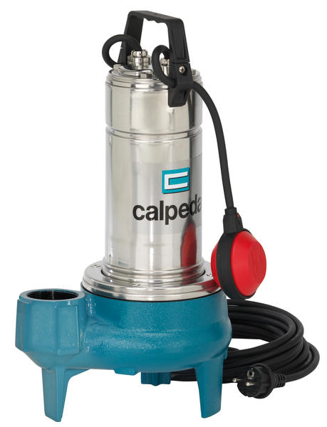 Pompe spéciale eau chargée Calpeda