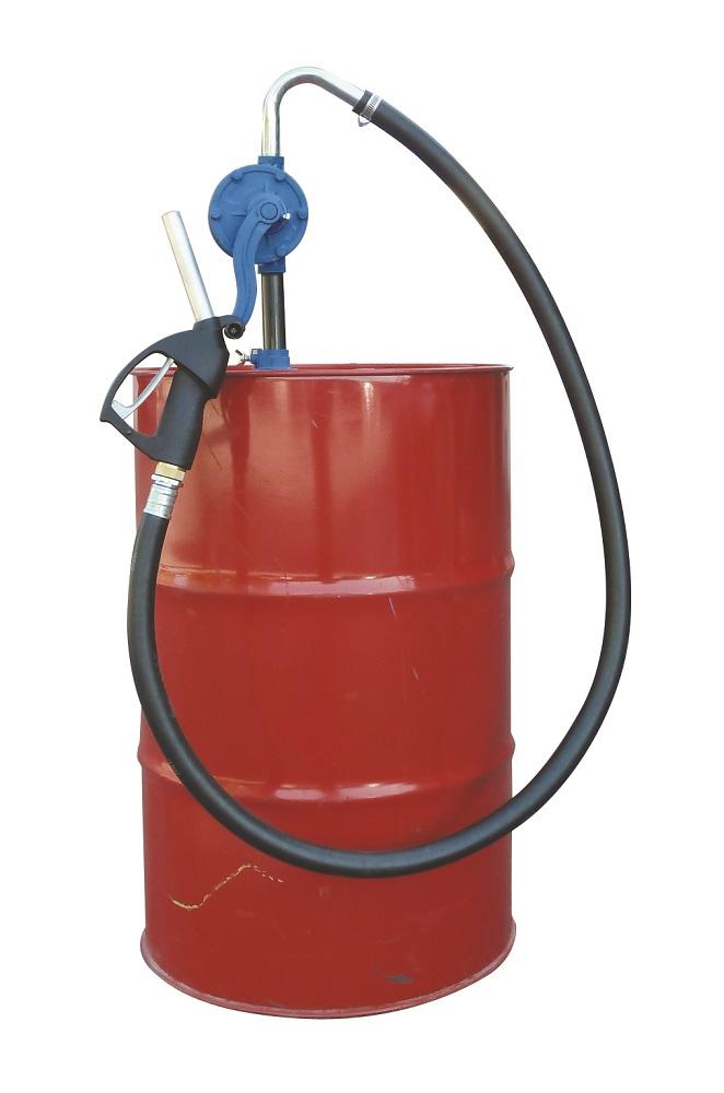 Pompe rotative en aluminium