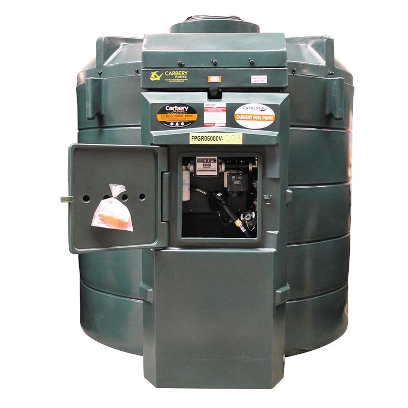 Cuve GNR 5000 & 6000 litres au meilleur prix