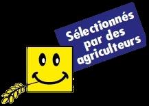 Produits sélectionnés par des agriculteurs, quand on connait leur exigence !
